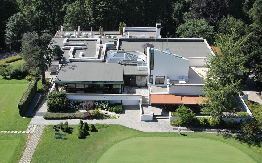 Golf club carimate un golf club con una grande tradizione - Progetto casa fossato di vico ...